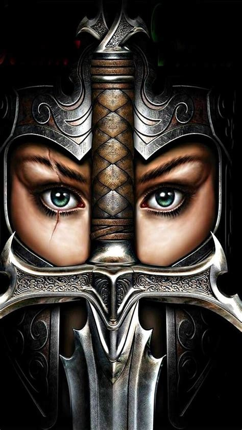 Epic person girl with sword😛 | Warrior woman, Warrior ...