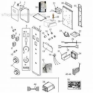 Garland Mco-gs-10-s Parts List And Diagram