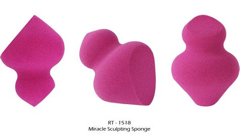 real techniques miracle sculpting sponge rt joy