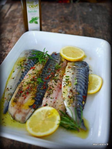comment cuisiner du thon frais comment cuisiner maquereaux frais