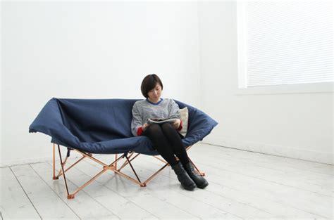 canap pliable sofa k canapé pliable par kamkam goodobject