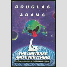 Life, The Universe And Everything  Review  Live Your