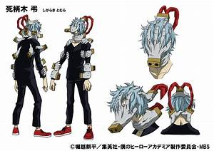 Revealing The Appearance Of Tomura Shigaraki A Villain
