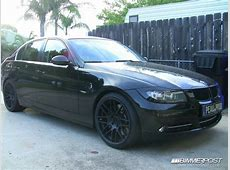 PeauProductions's 2008 BMW 335i Sedan BIMMERPOST Garage