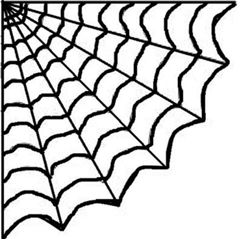 spider web template wobisobi glue spiderweb diy