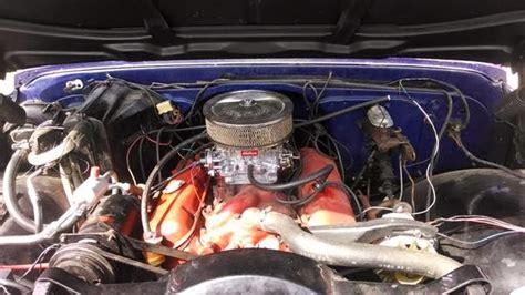 chevy  pickup auto restorationice
