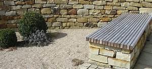 Sichtschutz Mauer Naturstein : sichtschutz garten mauer ~ Michelbontemps.com Haus und Dekorationen
