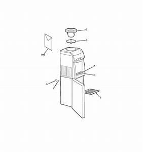 Ge Water Dispenser Parts