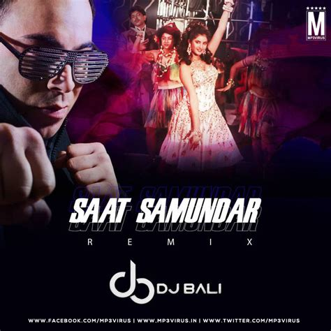 Saat Samundar (Remix) DJ Bali Sydney MP3 Download Now