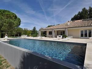 Beton Ciré Piscine : piscine hors sol beton pas cher ~ Melissatoandfro.com Idées de Décoration
