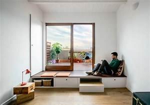 Kleine Wohnung Einrichten Ideen : kleine wohnungen einrichten idee aus einem spanischen appartement ~ Sanjose-hotels-ca.com Haus und Dekorationen
