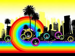 funky music wallpaper computer free #Computer, #Cool, # ...
