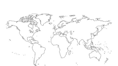 draw world map  kids   draw world map