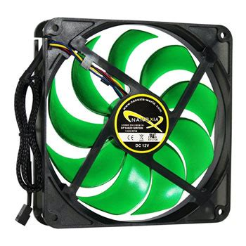ultra quiet pc fans nanoxia deep silence pwm 140mm ultra quiet pc fan ln53158