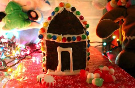 How To Make Gingerbread House Dough From Scratch