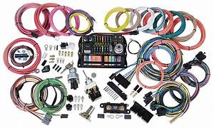 American Autowire Wiring Harness Kit  Highway 22 Fits 1961