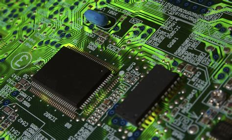 Circuit Board Free Images Clker Vector Clip Art