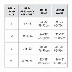 Aden And Anais Size Chart Clothing Wraps Vest Anti Radiation Belly Band Black