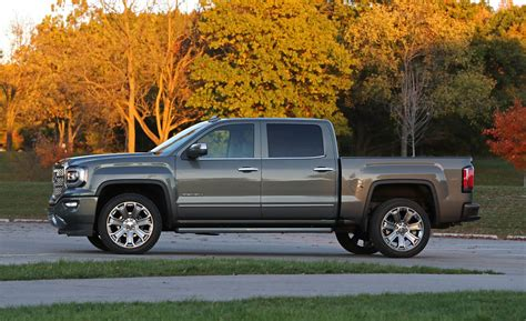 gmc sierra  interior review car  driver