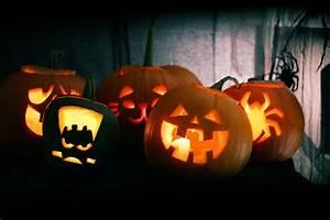 Easy, Pumpkin, Carving, Ideas, Free, Stencils