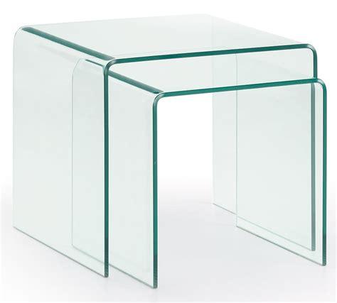 Kleine Glazen Bijzettafel by Design Bijzettafels Glas Kopen Internetwinkel