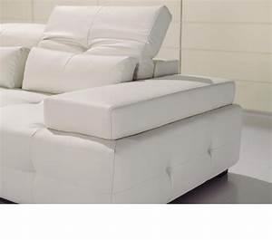 dreamfurniturecom t90 modern white leather sectional sofa With 90 x 90 sectional sofa