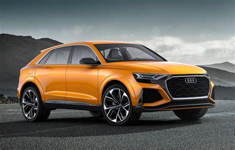 Audi Q8 Sport Concept Is A 474 Hp Hybrid Suvcoupe