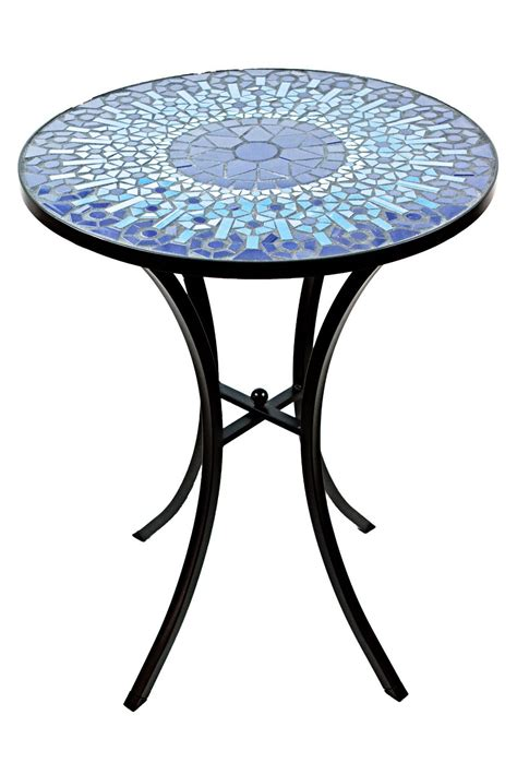 Mosaic Tile Outdoor Table by Mosaic Accent Table Tile Patterns Outdoor Decor And Mosaics