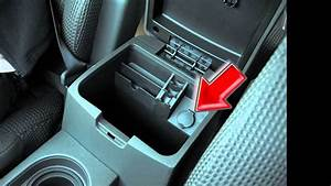 2012 Nissan Frontier - Power Outlets