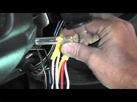 remote starter installation video  bulldog security