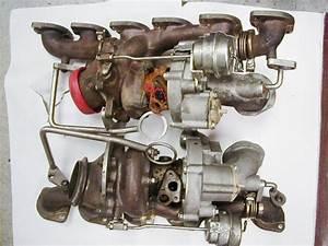 Images  Diagrams Of The M275 V12 Bi-turbo