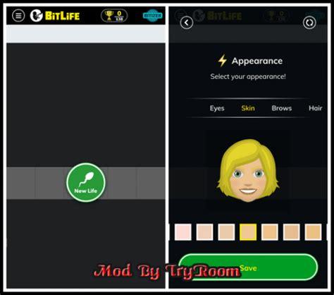 bitlife mod simulator v1 uncontrollable lust apkmagic v0 god mode apksite