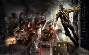 HD desktop wallpaper of infamous 2, photo of cole mcgrath ...