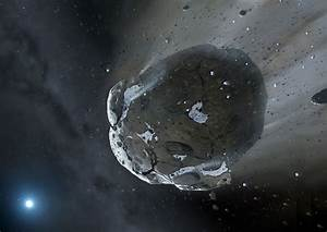 Exo-asteroid debris shows how water reached Earth ...
