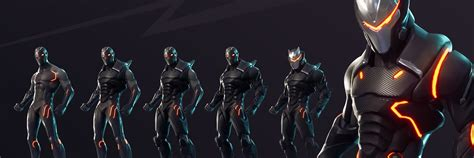 How To Get And Upgrade The Omega Skin In Fortnite
