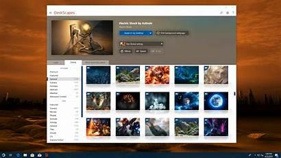 Deskscapes Stardock Windows Screenshots Wallpapers Animated