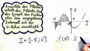 Joul Berechnen : fl cheninhalt mit hilfe eines integrals berechnen ~ Themetempest.com Abrechnung