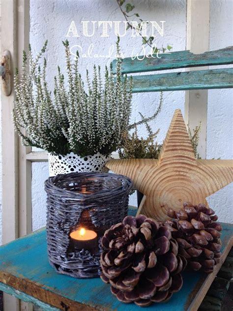 salandas welt vor unserer haust 252 r herbstdeko herbst dekoration deko herbst und herbstdeko