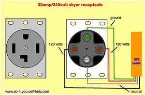 4 Plug Outlet Wiring Diagram