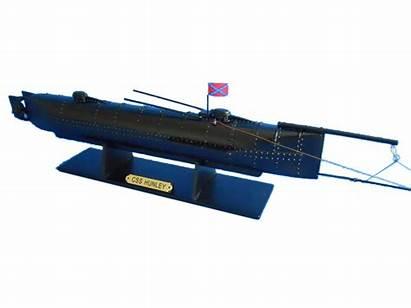 Hunley Submarine Civil Ship Limited War Css