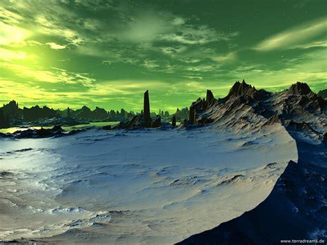 Digital Scenery Wallpaper by Unspecified Digital Landscape 1024 X 768pix Wallpaper