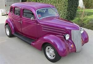1936 Ford Humpback Hot Rod