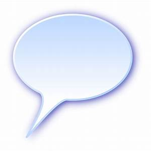 3D rounded speech bubble by demikl - A nicely rounded ...