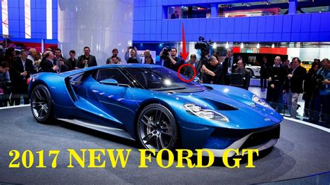 [top News] The New 2017 Ford Gt Top Speed Revealed