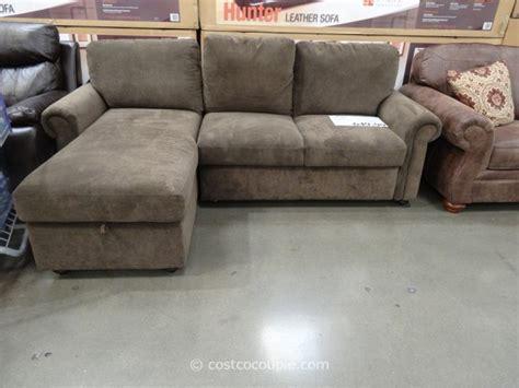 sectional sleeper sofa costco pulaski sleeper sofa costco tourdecarroll com