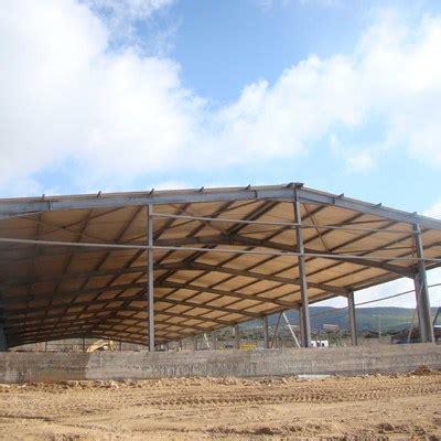 costruire un capannone costruire capannone tipo agricolo uso avannotteria marina