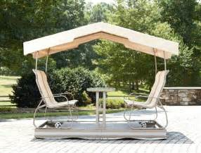 17 best ideas about patio swing with canopy on