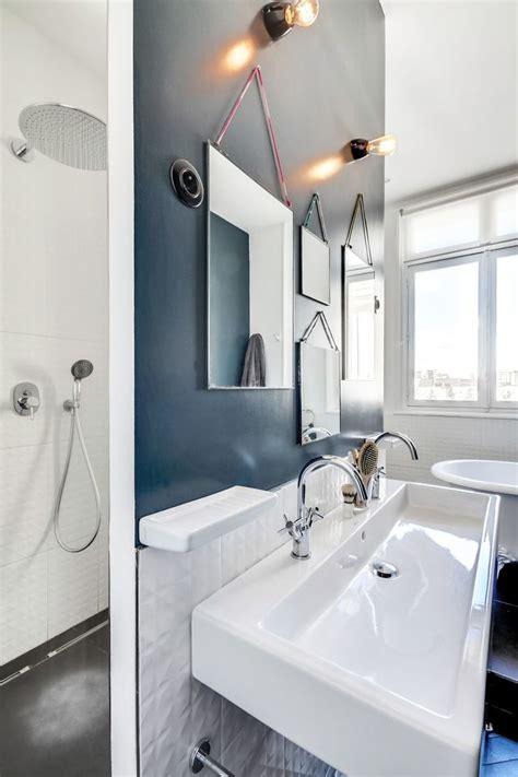 salle de bain bleu canard bleu dans la salle de bains 10 inspirations d 233 co c 244 t 233 maison