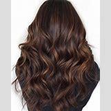 Dark Brown Hair With Caramel Highlights | 500 x 625 jpeg 45kB