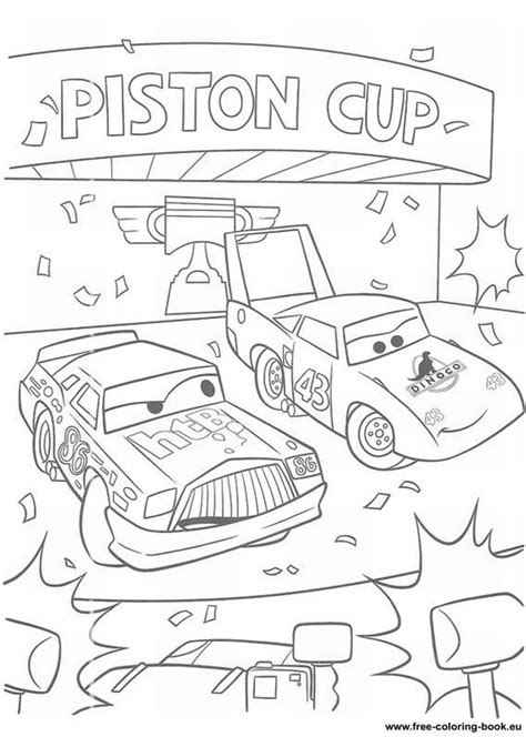 coloring pages cars disney pixar page  printable coloring pages